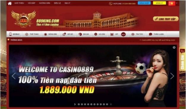link vào casino889 có uy tín không
