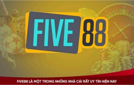 Link vào Five88, Đánh giá nhà cái Five88 có lừa đảo, uy tín không?